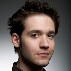 famous quotes, rare quotes and sayings  of Alexis Ohanian