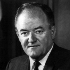 famous quotes, rare quotes and sayings  of Hubert H. Humphrey