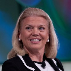 famous quotes, rare quotes and sayings  of Ginni Rometty