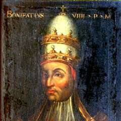 famous quotes, rare quotes and sayings  of Pope Boniface VIII