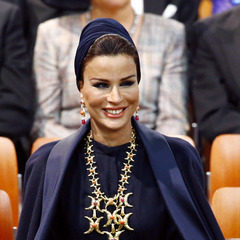 famous quotes, rare quotes and sayings  of Mozah bint Nasser Al Missned
