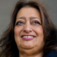 famous quotes, rare quotes and sayings  of Zaha Hadid