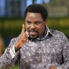 famous quotes, rare quotes and sayings  of T. B. Joshua