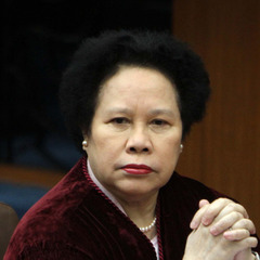 famous quotes, rare quotes and sayings  of Miriam Defensor Santiago