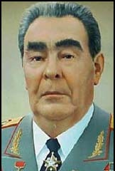 famous quotes, rare quotes and sayings  of Leonid Brezhnev