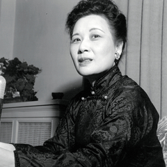 famous quotes, rare quotes and sayings  of Soong May-ling