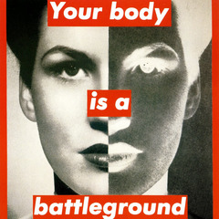 famous quotes, rare quotes and sayings  of Barbara Kruger