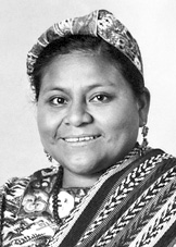 famous quotes, rare quotes and sayings  of Rigoberta Menchu