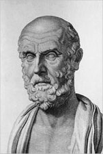 famous quotes, rare quotes and sayings  of Hippocrates