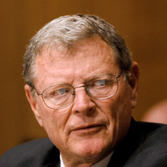 famous quotes, rare quotes and sayings  of James Inhofe