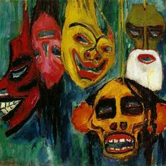 famous quotes, rare quotes and sayings  of Emil Nolde