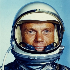 famous quotes, rare quotes and sayings  of John Glenn