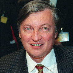 famous quotes, rare quotes and sayings  of Anatoly Karpov