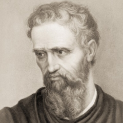 famous quotes, rare quotes and sayings  of Michelangelo