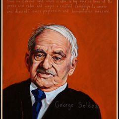 famous quotes, rare quotes and sayings  of George Seldes