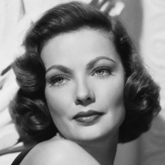 famous quotes, rare quotes and sayings  of Gene Tierney