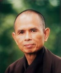 famous quotes, rare quotes and sayings  of Nhat Hanh