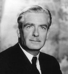 famous quotes, rare quotes and sayings  of Anthony Eden