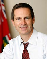 famous quotes, rare quotes and sayings  of Dalton McGuinty