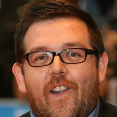 famous quotes, rare quotes and sayings  of Nick Frost