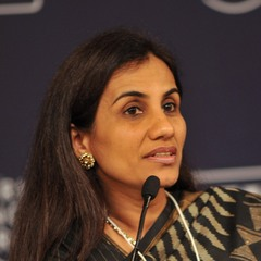 famous quotes, rare quotes and sayings  of Chanda Kochhar