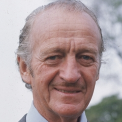 famous quotes, rare quotes and sayings  of David Niven