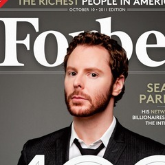 famous quotes, rare quotes and sayings  of Sean Parker