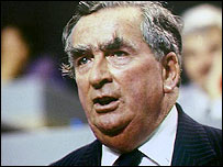 famous quotes, rare quotes and sayings  of Denis Healey