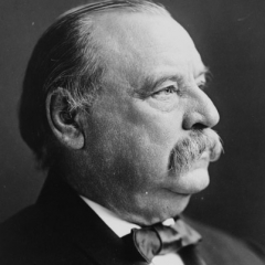famous quotes, rare quotes and sayings  of Grover Cleveland