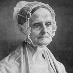famous quotes, rare quotes and sayings  of Lucretia Mott