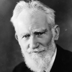 famous quotes, rare quotes and sayings  of George Bernard Shaw
