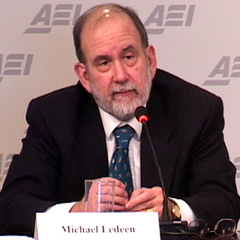 famous quotes, rare quotes and sayings  of Michael A. Ledeen