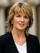 famous quotes, rare quotes and sayings  of Julie Bishop