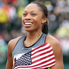 famous quotes, rare quotes and sayings  of Allyson Felix