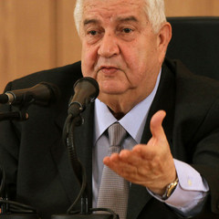 famous quotes, rare quotes and sayings  of Walid Muallem