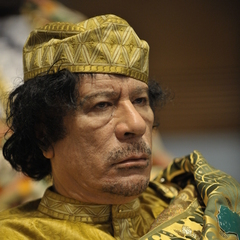 famous quotes, rare quotes and sayings  of Muammar al-Gaddafi