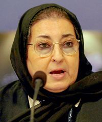 famous quotes, rare quotes and sayings  of Thoraya Obaid