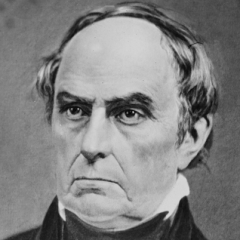 famous quotes, rare quotes and sayings  of Daniel Webster