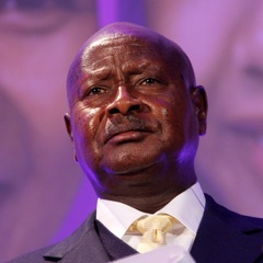 famous quotes, rare quotes and sayings  of Yoweri Museveni
