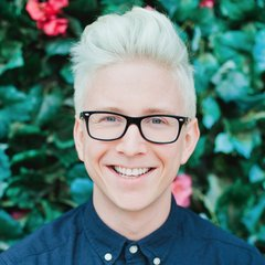 famous quotes, rare quotes and sayings  of Tyler Oakley