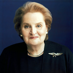 famous quotes, rare quotes and sayings  of Madeleine Albright
