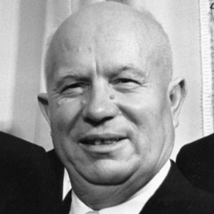 famous quotes, rare quotes and sayings  of Nikita Khrushchev