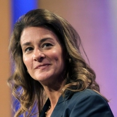 famous quotes, rare quotes and sayings  of Melinda Gates