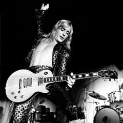 famous quotes, rare quotes and sayings  of Mick Ronson