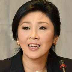 famous quotes, rare quotes and sayings  of Yingluck Shinawatra