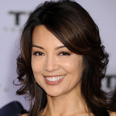 famous quotes, rare quotes and sayings  of Ming-Na Wen