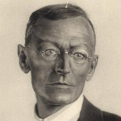 famous quotes, rare quotes and sayings  of Hermann Hesse