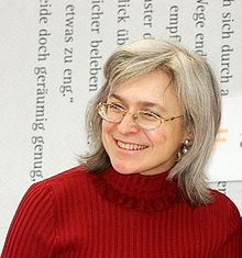 famous quotes, rare quotes and sayings  of Anna Politkovskaya