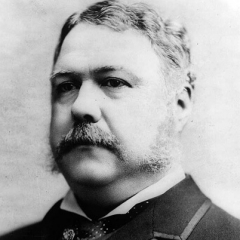 famous quotes, rare quotes and sayings  of Chester A. Arthur