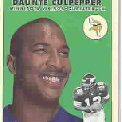 famous quotes, rare quotes and sayings  of Daunte Culpepper